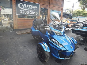 Can -am Spyder Rt Limited . 2019