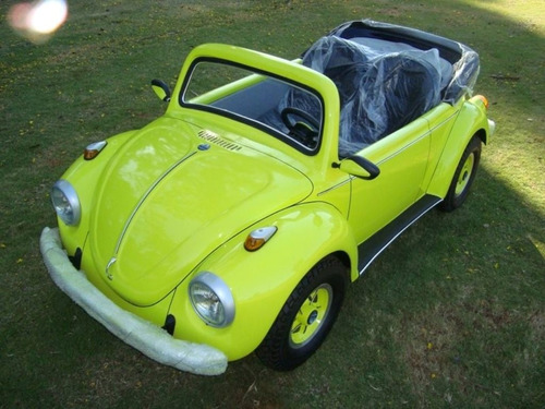 Mini Fusca Gasolina / Mini Buggy / Motorizado 2021