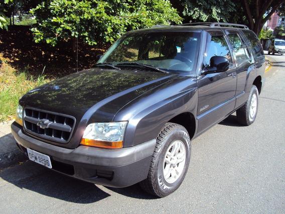 Chevrolet Blazer 2.4 8v Gasolina ( Leia O Anúncio ) Rara !