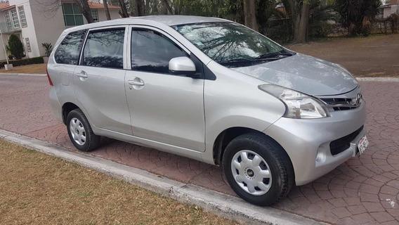Toyota Avanza 1.5 Premium 99hp Mt 2015
