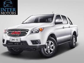 Jac T6 Doble Cabina 2.0 16v 4x2 Intermotors