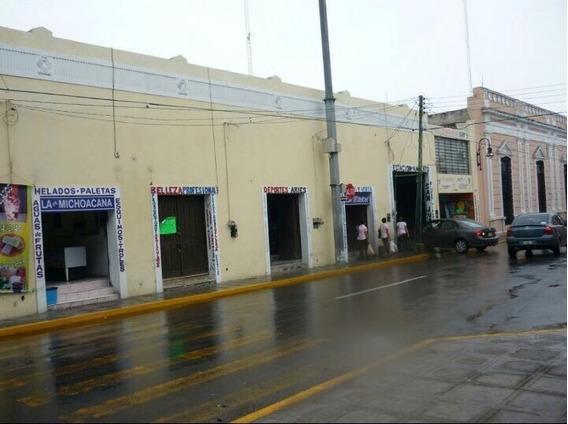 Local Comercial En Mérida Centro, Mérida