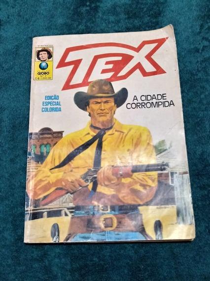 Tex Colorido 02 - Editora Globo