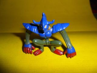 Muñequito Dragon Ball Goku Niño Juguete Digimon Miniatura