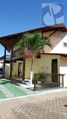 Casa Residencial À Venda, Porto Das Dunas, Aquiraz. - Ca2225