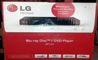 Lg Bp145 Reproductor Blu-ray