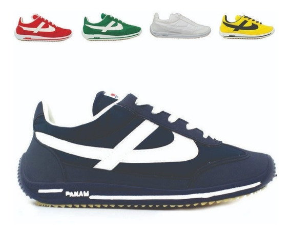 Tenis Panam - Original - Tallas 22 Al 31 Colores Full