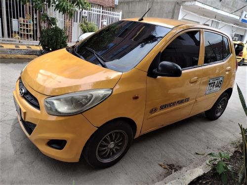 Taxi Hyundai I-10 Papeles Al Dia Cartagena De Indias, Dueño