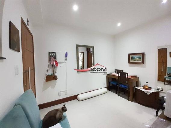 Apartamento Com 1 Dormitório À Venda, 42 M² Por R$ 390.000,00 - Glória - Rio De Janeiro/rj - Ap4547