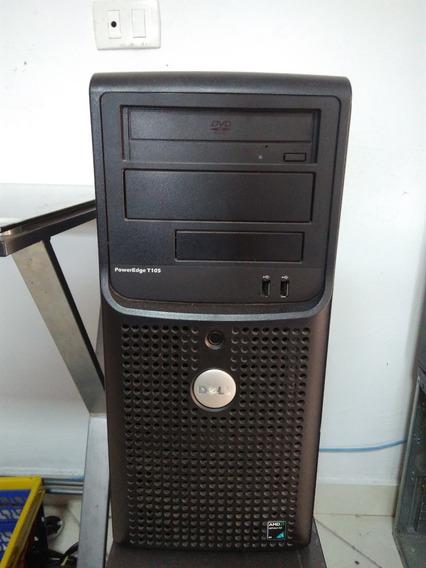 Servidor Dell Poweredge T105 Semi-novo
