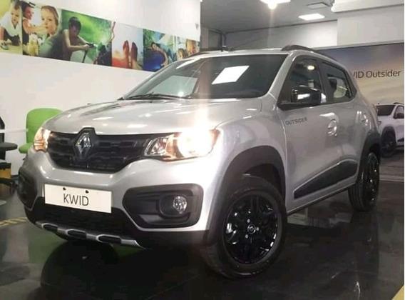 Renault Kwid Outsider 2019
