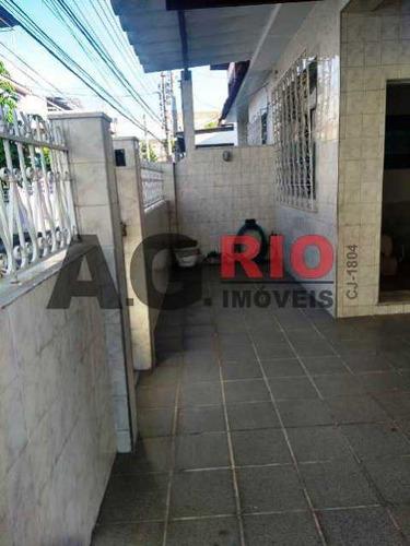 Casa De Vila-à Venda-madureira-rio De Janeiro - Vvcv60001