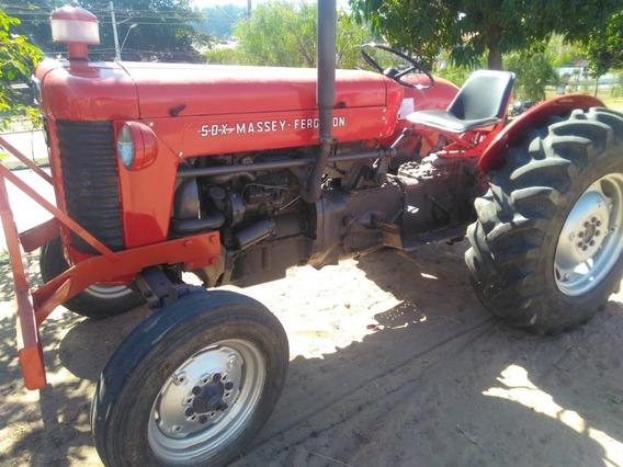 Trator Massey Ferguson 50x Ano 1973