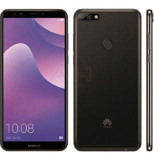 Celular Libre Huawei Y7 2018 /16gb/13mp + 8mp /2ram Envio $0