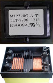 Mip320g-a-t1 Driver Tv Cce D32 Transformador Para Tv 32