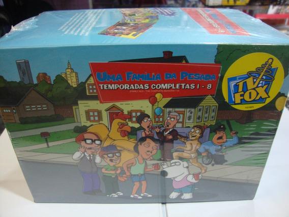 Box: Uma Família Da Pesada - 8 Temporadas - 22 Dvds Original