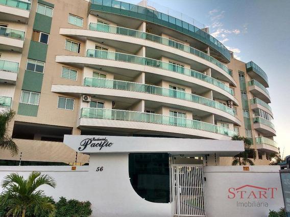Apartamento Residencial À Venda, Passagem, Cabo Frio. - Ap0133