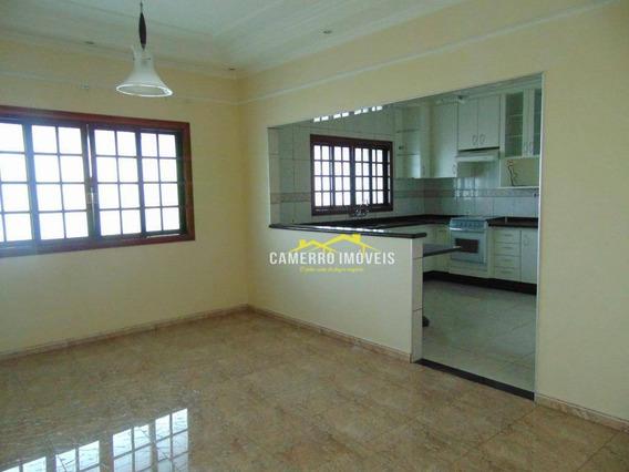 Casa Com 3 Dormitórios Para Alugar, Por R$ 2.600/mês - Morada Do Sol - Americana/sp - Ca2294