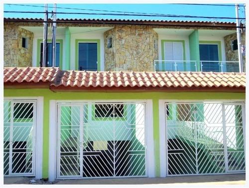 Sobrado Com 3 Dormitórios À Venda, 137 M² Por R$ 420.000,00 - Itaquera - São Paulo/sp - 14826