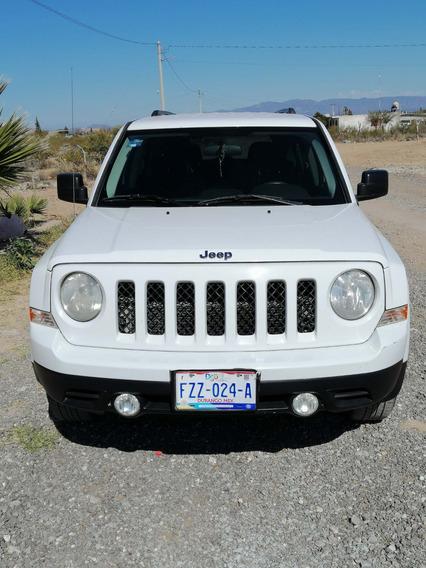 Jeep Patriot 2012 Sport Color Blanco Trans. Cvt