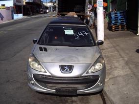 Peças P/ Peugeot 207 Tampa Traseira Vidro Vigia Jogo Rodas