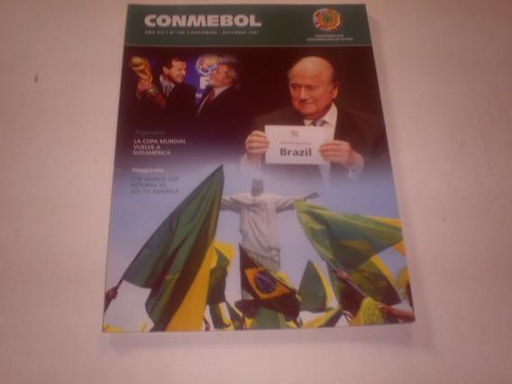 Revista Conmebol Nº 104 - Noviembre Diciembre 2007