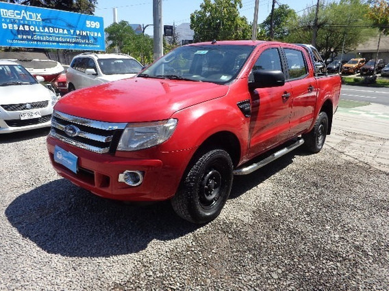 Ford Ranger 2014 Xlt Bencina Gas