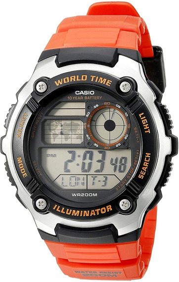 Relojes Casio Collection Ae-2100w-4avcf