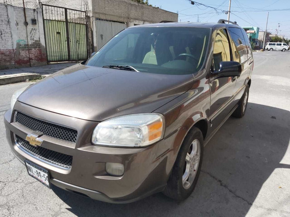 Chevrolet Uplander C Extendida Aac Rines Dvd At 2008