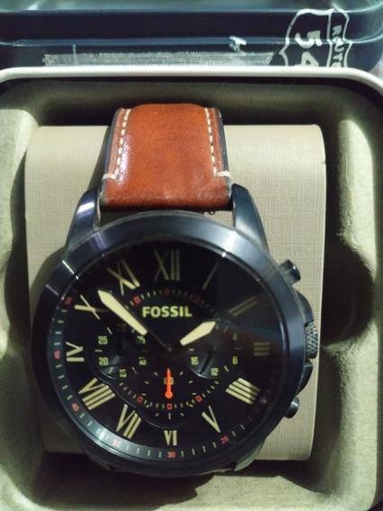 Reloj Fossil Fs5241 Nuevo