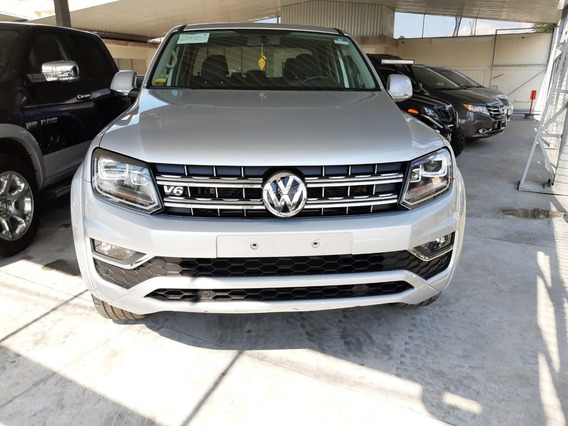 Blindado 2019 Vw Amarok V6 Tdi Nivel 5 Blindaje