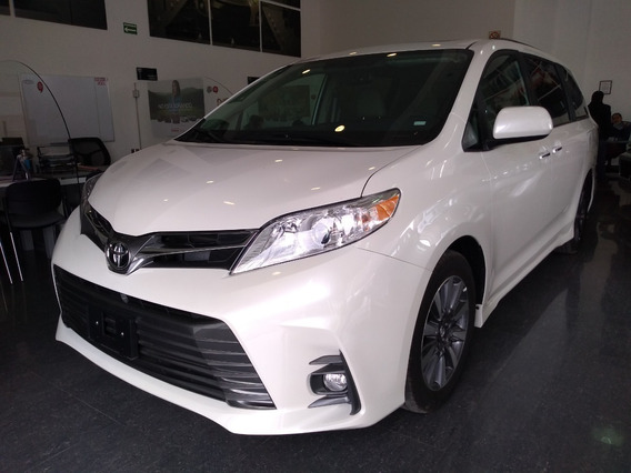 Toyota Sienna Xle 2020 At Blanca Demo