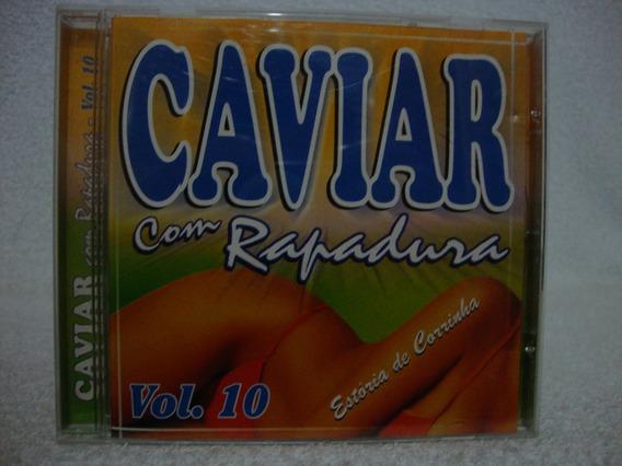 COM CD COMPLETO 2012 CAVIAR BAIXAR RAPADURA