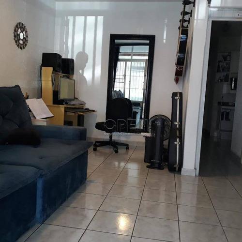 Casa Com 3 Dormitórios À Venda, 127 M² Por R$ 548.000,00 - Rudge Ramos - São Bernardo Do Campo/sp - Ca0871
