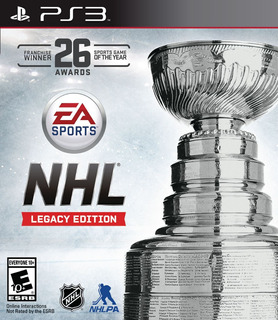 Nhl Legacy Edition Juego Digital Ps3