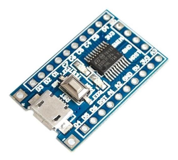 Módulo Desenvolvimento Microcontrolador St Stm8 Stm8s003f3p6