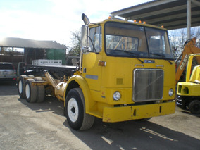 Roll Off White 1984 Equipo Galbreath 60,000lbs Recien Import