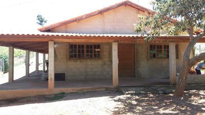 Chácara 1.350 M Ampla Casa 3 Dorm, Varandão, Boa Localização
