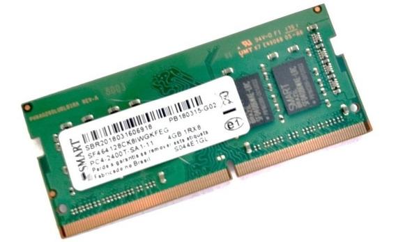 Memoria Smart 4gb Notebook Ddr4 2400mhz