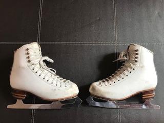 Patines De Hielo Freestyle Jackson Usados 1.5 Mx