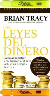 Las Leyes Del Dinero, Brian Tracy + 2 Resaltadores