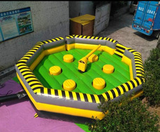Juego Mecánico Inflable