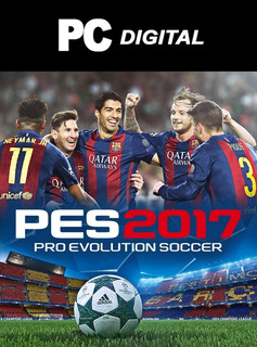 Pes 2017 Pro Evolution Soccer 17 Pc Español / Digital Deluxe