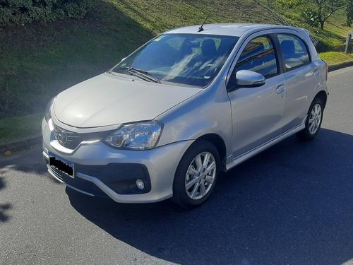 Imagen 1 de 8 de Vendo Permuto Financio Toyota Etios 1.5 Xls