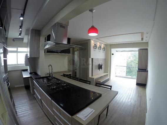 Apartamento Com 1 Dormitório E 1 Escritório A Venda, 55 M² Por R$ 360.000 - Morumbi - São Paulo/sp - Ap2058