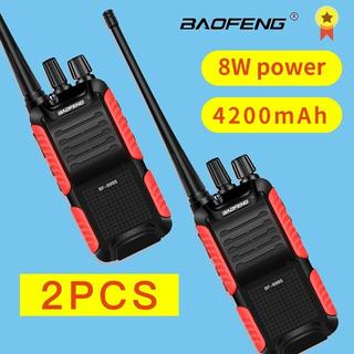2 Piezas Radios Baofeng 999s Uhf 5km