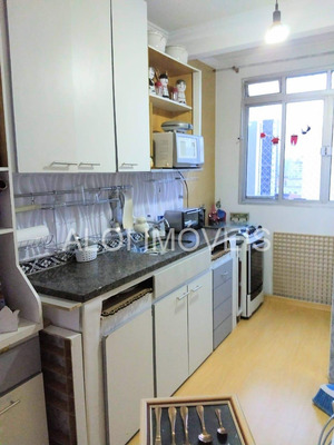 Apartamento Com 02 Quartos Reformado Próximo Do Metro Fradique Coutinho - 127740 Thi - 22