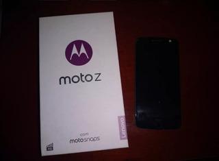 Moto Z Pawer Edition Dc 64 Gb Dual Chip Leia A Descrição