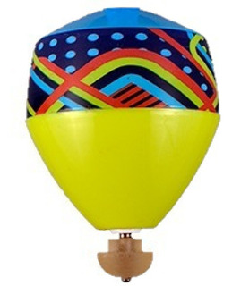Trompo Wizzzer Spinning Top Coleccionable