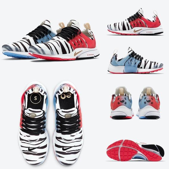 Produto Novo Tênis Nike Air Presto Korea (leia Descrição)